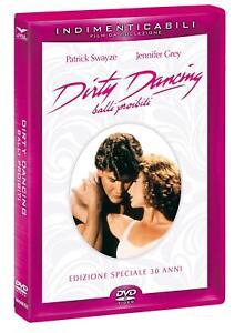 Dvd Dirty Dancing - (1987) Edizione Rimasterizzata - Contenuti Extra .....NUOVO