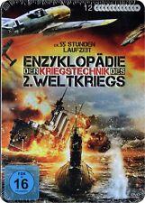 Enzyklopädie der Kriegstechnik des 2 Weltkriegs - 12 DVD Metallbox NEU Doku 55St