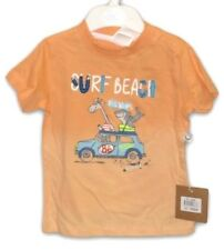 JUST CLASSIC ~ Boys Size 1 ~ New ~ Surf Beach Cotton Shirt ~ MBC