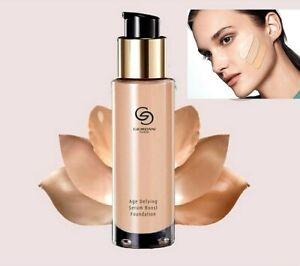 Oriflame Giordani Gold Age Defying Serum Boost Foundation Beige Warm 30 ml