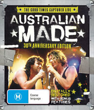 Australian Made 30th Anniversary Edition 2016 Various Blu-ray