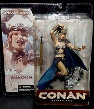"CONAN Series One SVADUN The Aesir Warrior Neuf! Rare! 7"" Scale Figure McFarlane's"