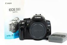 Canon EOS 350D Fotocamera Reflex Digitale DSLR Corpo