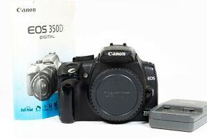 Canon EOS 350D DSLR Digital SLR Camera Body