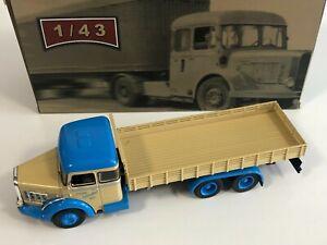 IXO ALTAYA Camion d'Autrefois Bernard TD180 Benne Sablière 1/43 Miniature