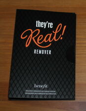 Benefit They're Real Remover / Waterproof Eye Makeup Remover Sample Packet