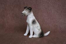 VTG Porcelain FOX TERRIER Dog