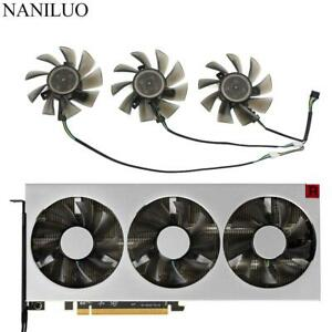 75mm Cooler Fan Replace For Fan For Amd Xfx Radeon VII Edition Graphics Card