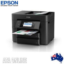 Epson Workforce WF-4745 Inkjet Printer, Copy, Fax, Scan + Auto Duplex + Wi-Fi