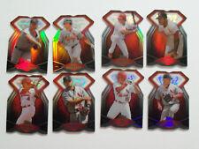 2011 Topps Diamond Giveaway Die Cut Team Set Cardinals Pujols Wainwright Champs