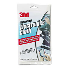 """3M Microfiber Electronics Cleaning Cloth, 12 X 14, White"""