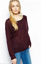 OASIS Women's No Pattern Thin Knit Jumpers & Cardigans