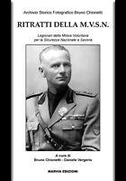 RITRATTI DELLA M.V.S.N. - album fotografico - WW2 2 guerra mondiale MVSN Milizia