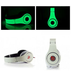 GLOW in the DARK Skin for BEATS SOLO PRO STUDIO 2 3 Wireless Cover Decal Wrap