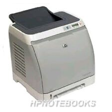 HP Color LaserJet 1600 Printer Service Manual repair cd