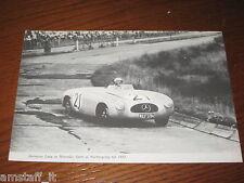 (162)=G.P. F.1 NURBURGRING HERMANN LANG MERCEDES 1952=RITAGLIO=CLIPPING=FOTO=