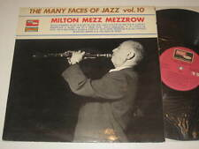LP/MILTON MEZZ MEZZROW/THE MANY FACES OF JAZZ Vol. 10/mode Vogue CMDINT 9583
