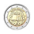 B25 MONEDA DE 2 EUROS BELGICA 2007 TRATADO DE ROMA B25