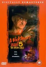 A Nightmare On Elm Street 5: The Dream Child [DVD], DVDs