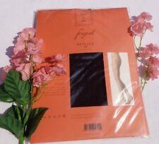 LUXUS FOGAL NETLACE 120 feine Netzstrumpfhose Panty schwarz  Gr. M  NEU OVP