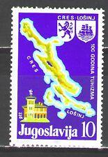 Yugoslavia1985 Sc1739 Mi2111 1v mnh  Cres-Losinj,Municipal Tourism Bureau,Cent.