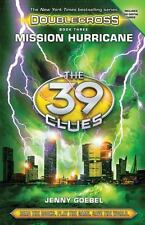 The 39 Clues Doublecross: Mission Hurricane 3 by Jenny Goebel (2016, Hardcover)
