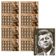 USPS New John F Kennedy Press Sheet with Die Cuts
