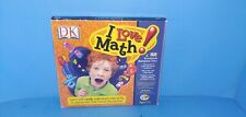 Dk I Love Math Cd Rom Brand New B418