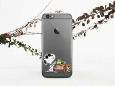 Cool Snoopy iPhone XR Cover Snoopy Piano iPhone 5s 6s Case iPhone 7 8 Plus Snap