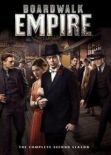 Boardwalk Empire - Season 2 (HBO) [DVD] Steve Buscemi, Kelly New and Sealed