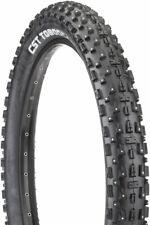 CST Toboggan Tire - 26 x 4, Clincher, Wire, Black, Studded
