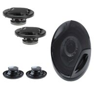 6.5'' Round Car Subwoofer Coaxial Component Loud Speaker Audio Sound 400W 90db
