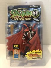 Spawn Action Figure With Comic Book 50th Issue Special Edition 1996 New in box