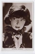 KATHERINE HEPBURN: Movie Star postcard (C38435)