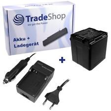 AKKU + LADEGERÄT für Panasonic HDC-SD3 HDC-SD5 Chip