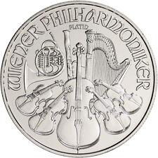 Austria Platinum Philharmonic (1 oz) 100 Euro - Bu - Random Date