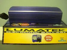 LUMATEK LK7240 750 Watt /240 Volt Digital Electronic Ballast 240V for Grow Light