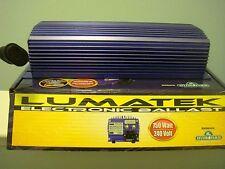 Lumatek LK7240 750Watt/240Volts Electronic Dimmable Digital Ballast HPS/MH Lamp