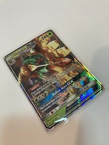 Pokemon Card DECIDUEYE GX Ultra Rare 12/149  SUN and MOON Nm-Mint