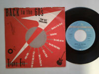 "Tight Fit / Back To The 60's 7"" Vinyl Single 1981 mit Schutzhülle"