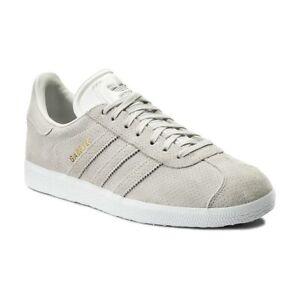 de madera Perversión Campaña  Zapatillas deportivas de hombre grises, adidas gazelle | Compra online en  eBay