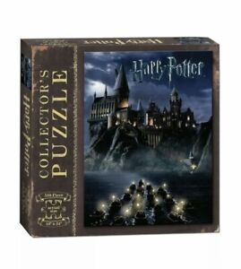 USAOPOLY Harry Potter Hogwarts School of Witchcraft Puzzle/550 Pieces/Sealed