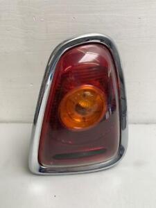 Mini Cooper Driver Right Offside Rear Light Unit 2008