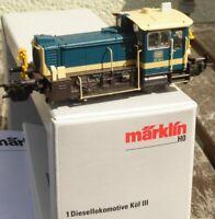 Märklin 36341 Diesellok BR 335 der DB Epoche 4/5 MFX-Digital m. Telex Kupplungen