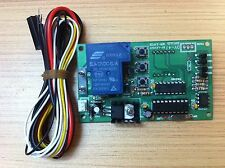 Timer Control Board Power Supply coin acceptor selector