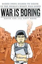 War is Boring: Bored Stiff-ExLibrary