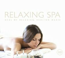 Various Artists - Relaxing Spa / Various [New CD] UK - Import