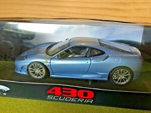 Ferrari 430 Scuderia Hot Wheels edicion limitada