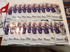 Lot Of (20) 2020 Bowman Mega Box Base Bowman Packs!! From Mega Box!