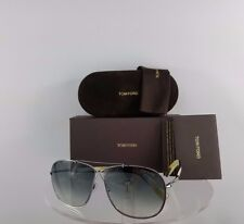 Brand New Authentic Tom Ford TF0393 Sunglasses April TF393 15B 0393 Frame
